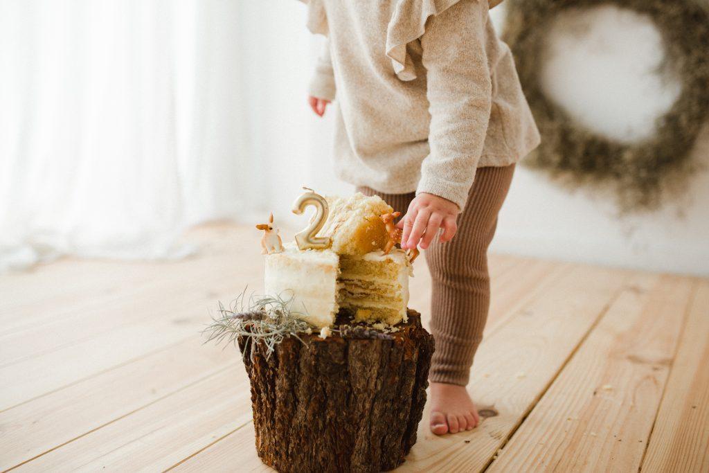 Fotografia con pastel