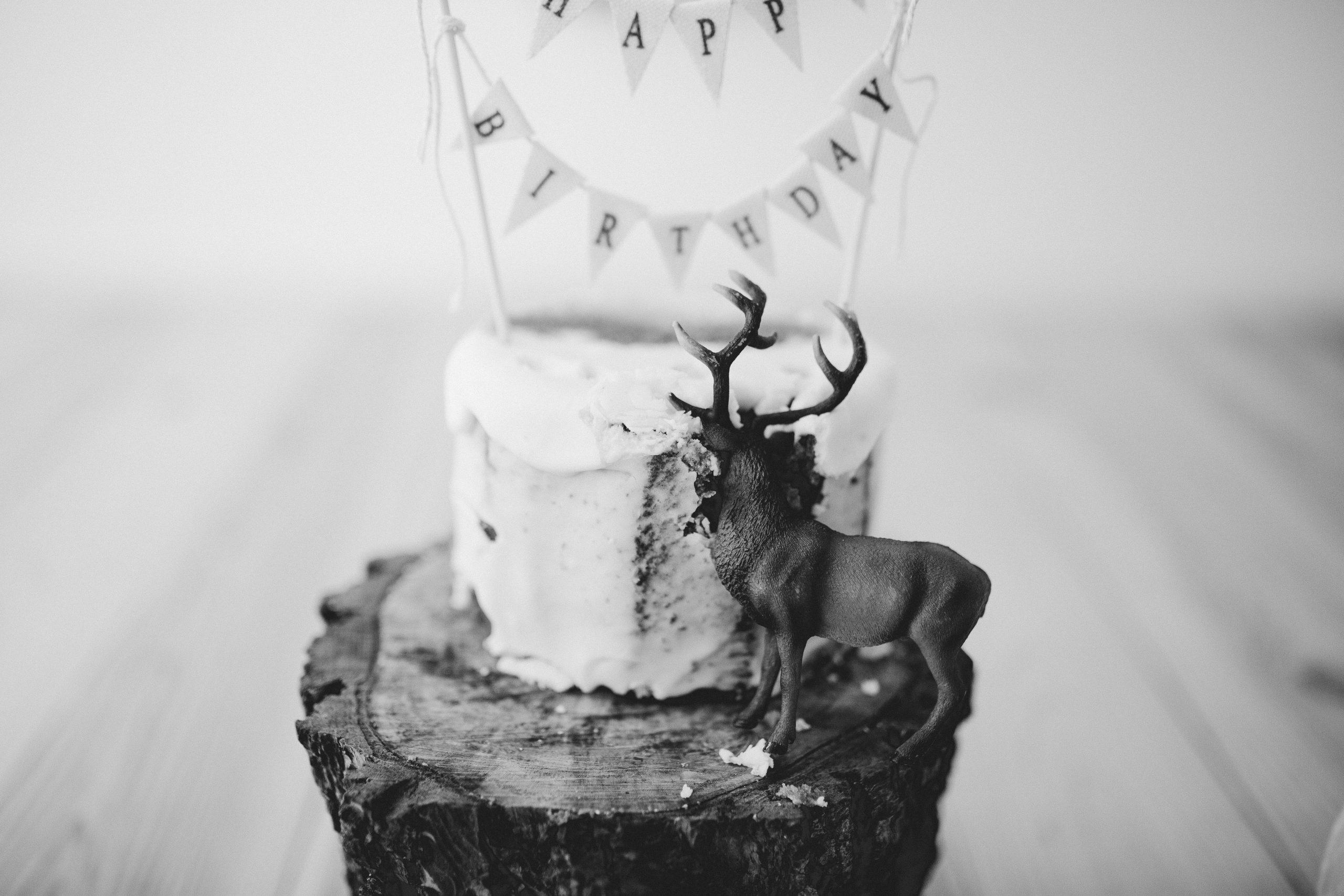 Sesión fotográfica primer cumpleaños smash cake Vilanova i la Geltrú