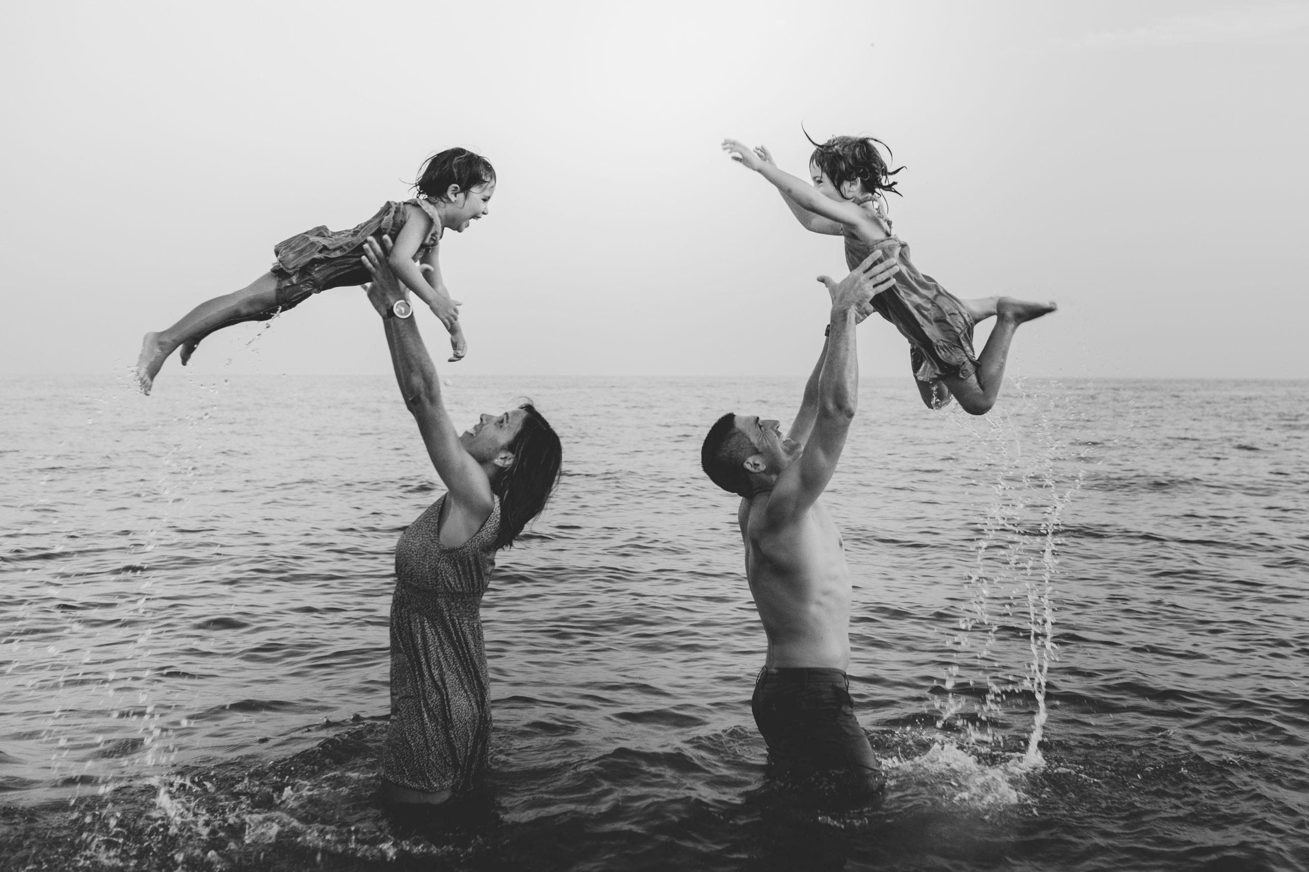 Fotografia familia Vilanova i la Geltrú